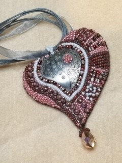 Saturday, February 8th: Be My Valentine Necklace