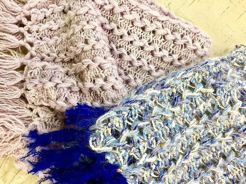 Wednesday, : Hairpin Knitting