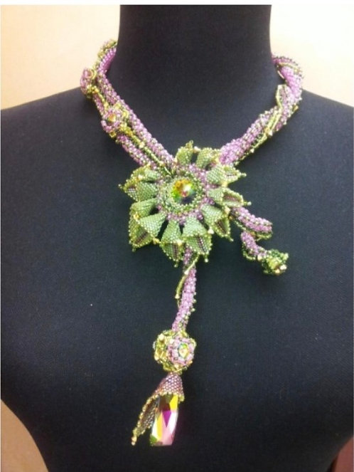 Sunday, June 13th:  Poesia Italiana Necklace Zoom