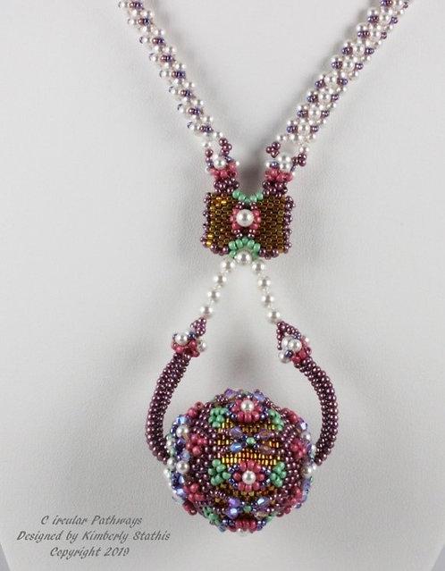 Sunday October 18th: Circular Pathways Necklace Webinar