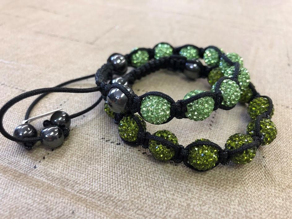 Thursday, February 7th: Shamballa Bracelet