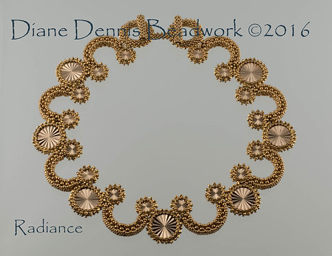 Saturday, February 23rd: Radiance Necklace
