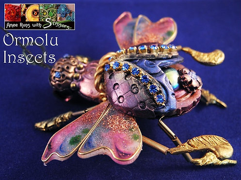 Sunday, September 23rd: Ormolu Insects