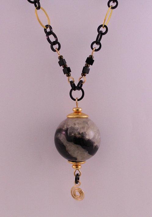 Thursday, January 14th: Moonrise Necklace