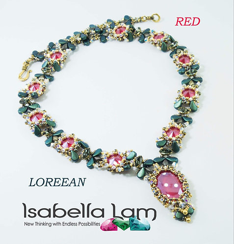 Saturday, March 13th & 14th: Loreean Necklace Webinar