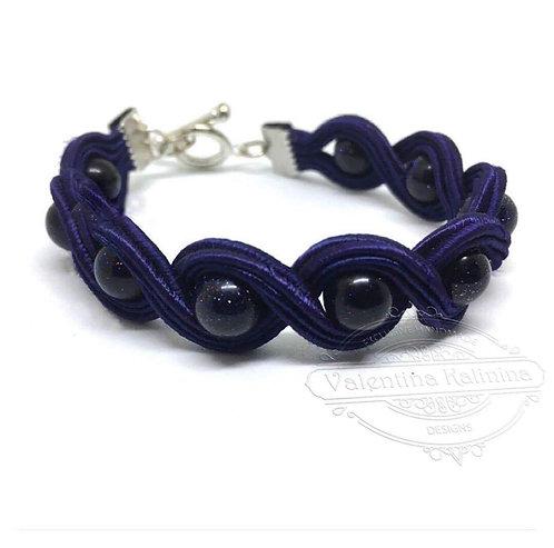 Thursday, October 24th: Soutache Bracelet