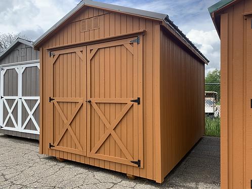 8' x 12' Utility Barn