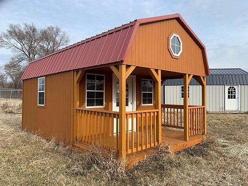 12' x 20' Lofted Barn Cabin