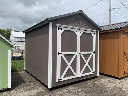 8' x 10' Utility Barn
