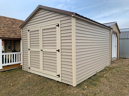 10' x 12' Utility Barn - Call for Pricing