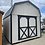 Thumbnail: 10' x 12' Lofted Barn - Call for Pricing