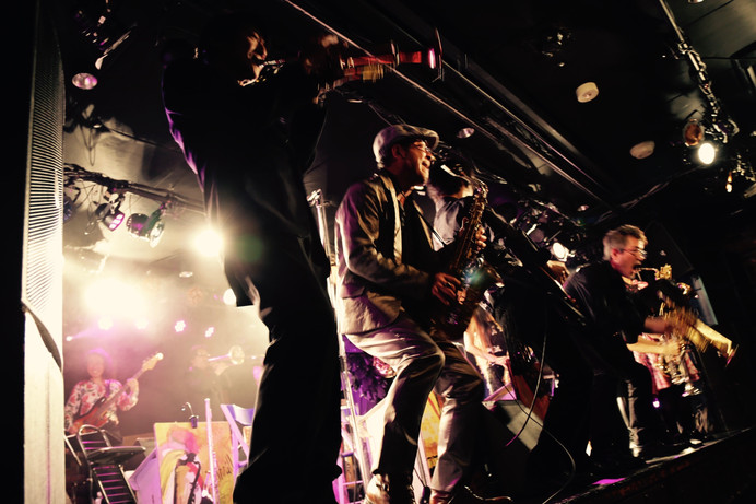 THE THRILL live in Yokohama