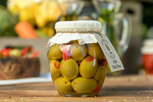 Chilli Filled Olives