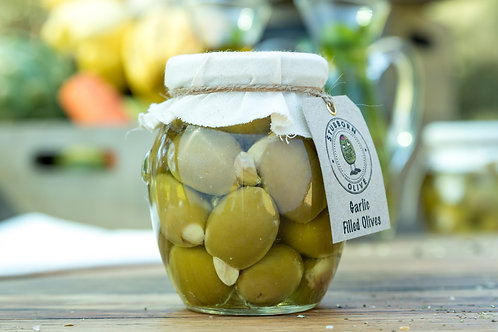 Garlic Filled Olives