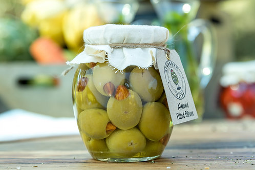Almond Filled Olives