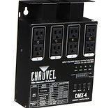 CHAUVET_DMX_4LED_DMX_4LED_4_Channel_Dimm