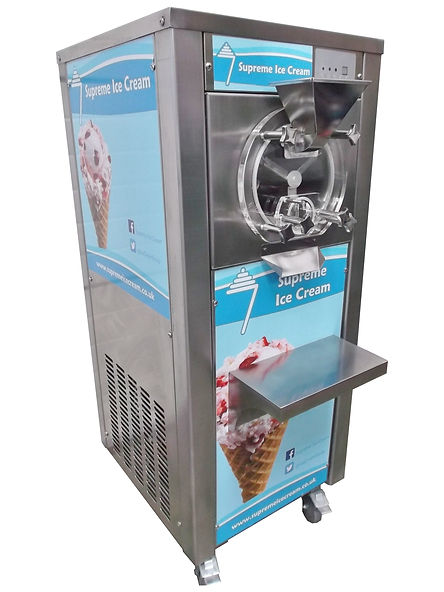 SB2 Ice Cream Batch Freezer