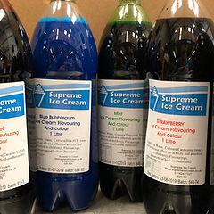 Ice Cream Colour & Flavour Concentrate 4