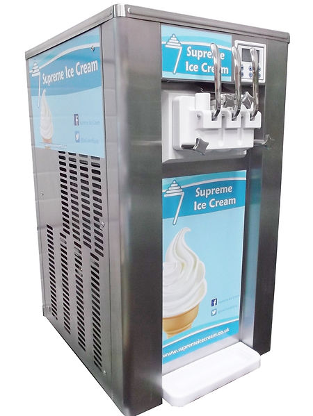 SS2 Ice Cream Machine