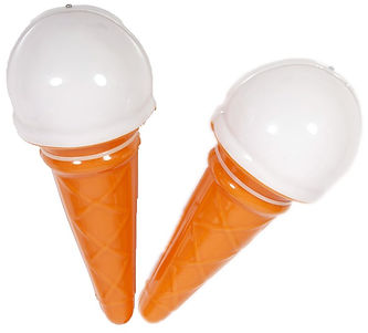 Scooped Ice Cream Van Cones