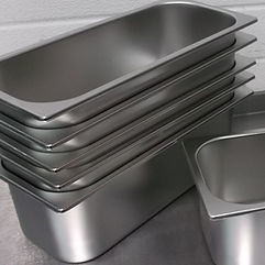 5L Stainless Steel Napoli Pan