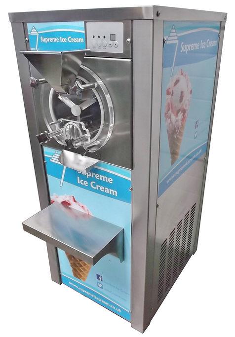 SB3 Ice Cream Batch Freezer