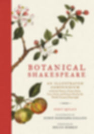 Botanical Shakespeare book cover