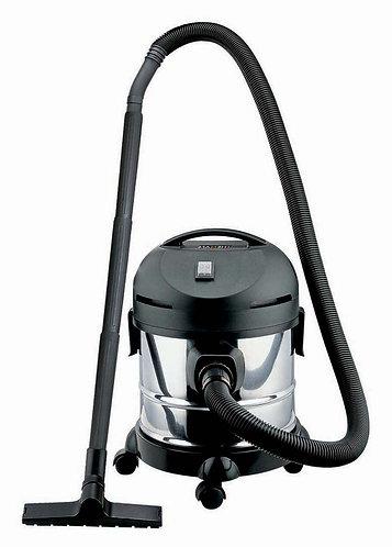 Bidone aspirapolvere e liquidi 1000W, capacità 15 litri