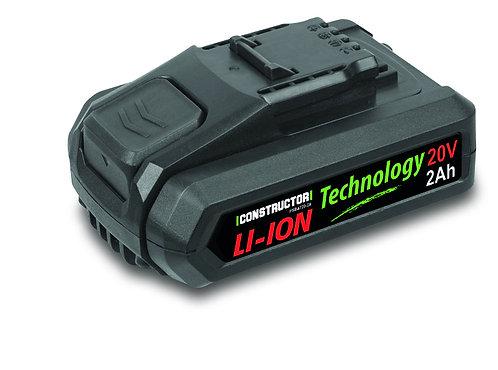 Batteria Li-ion 2.0Ah 20V