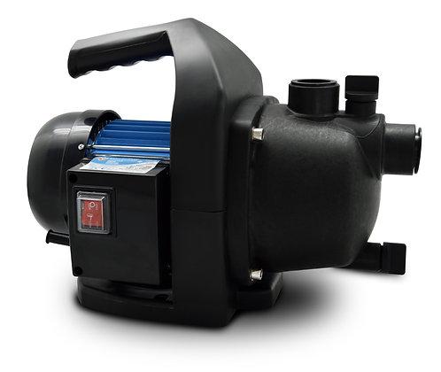Pompa di superfice per irrigazione 600W, portata massima 2800 litri/ora