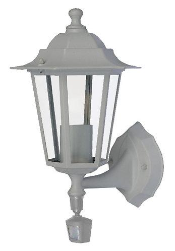 Applique a lanterna da esterno con fotocellula, montaggio a parete