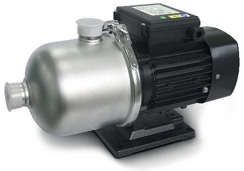 Elettropompa multistadio 0,75hp 230v con giranti in acciaio Inox
