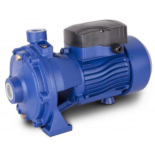 Elettropompa centrifuga bigirante 1,5 hp 230v con giranti in ottone