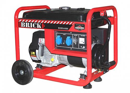 Gruppo elettrogeno (generatore) 5300W con motore Briggs&Stratton