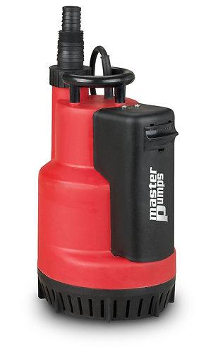 Pompa ad immersione per acque chiare 750W con galleggiante, portata 10500L/h