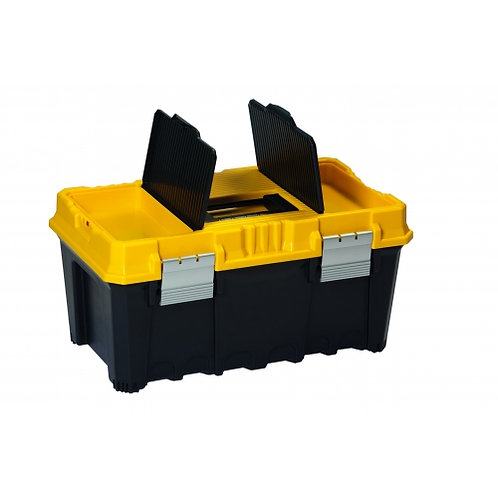 Valigetta porta utensili con maniglia a scomparsa 559X350X284 mm