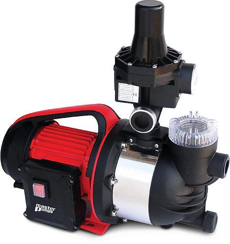 Pompa di superfice per irrigazione 1100W, portata massima 4560 litri/ora