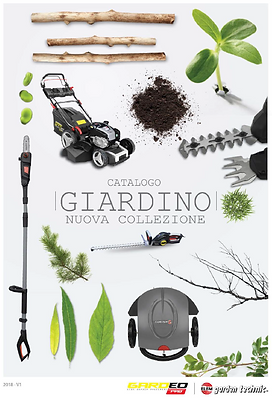 GARDEO GARDEN TECHNIC ELEM