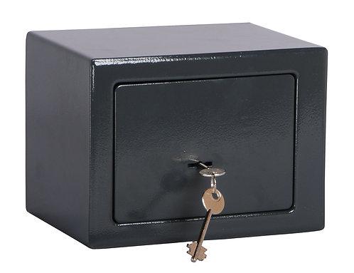 Cassaforte con chiave dimensioni 170x230x170mm