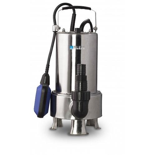 Elettropompa sommergibile per acque sporche in acciaio inox girante AISI304 750w
