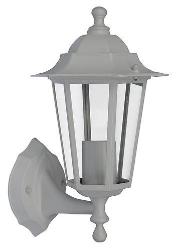 Applique a lanterna da esterno, montaggio a parete sul lato inferiore