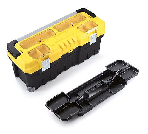 Valigetta porta utensili con maniglia a scomparsa 304x300x752 mm