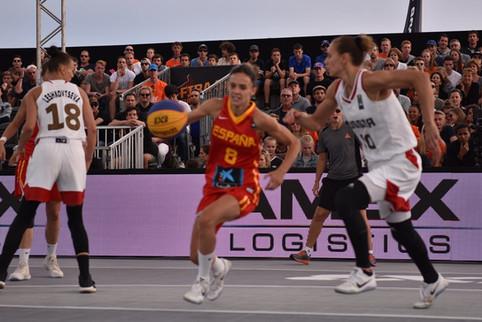 3x3 basketball外國賽事