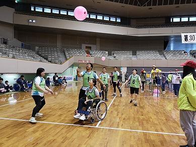 日本氣球排球比賽香港隊情況