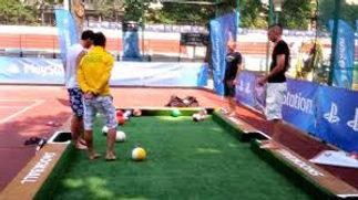 pool soccer香港 指導師訓練 工作坊體驗