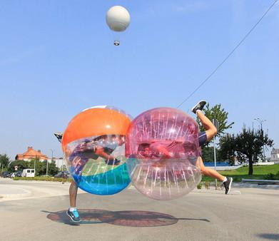 泡泡足球香港體驗