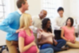 group hypnobirthing antenatal classes and courses