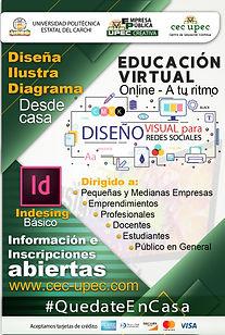 Herramientas de diseño gráfico – Adobe Indesign.
