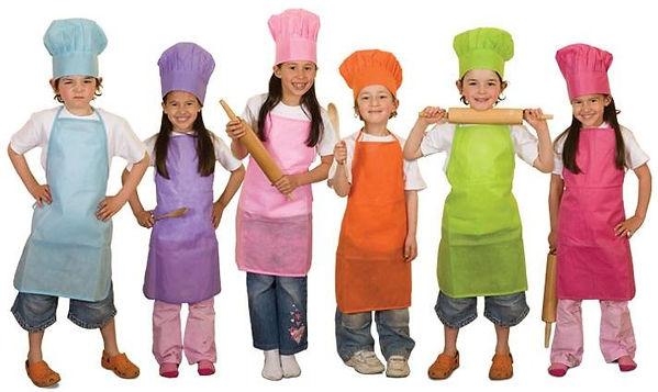 conjunto-delantal-y-gorro-para-mini-chef