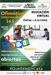 Ofimática Microsoft 365 - Intermedio
